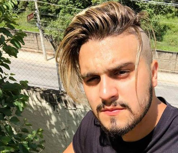 Luan Santana e seu novo corte de cabelo: cantor alega ter sido 'humilhado' - Foto: Reprodução l Instagram l @Luansantana