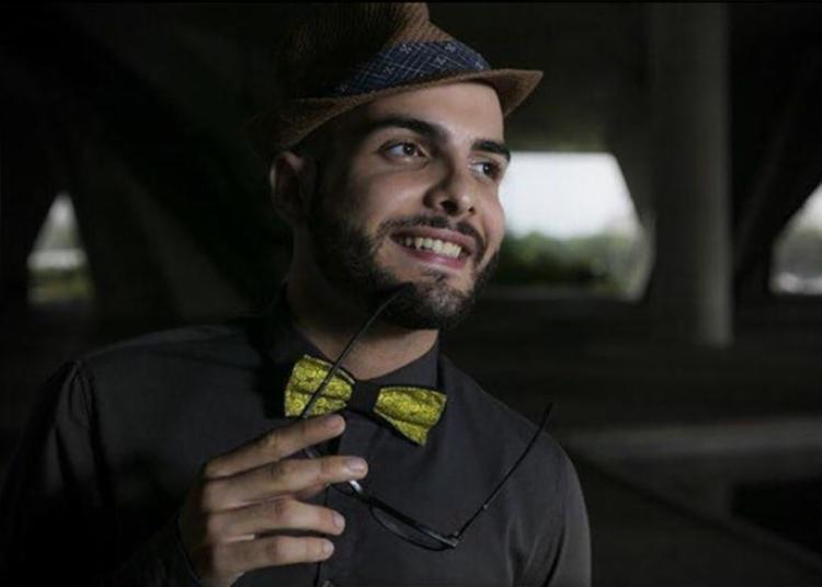 Mahmoud Baydoun foi o sexto eliminado do BBB 18 - Foto: Reprodução | Instagram