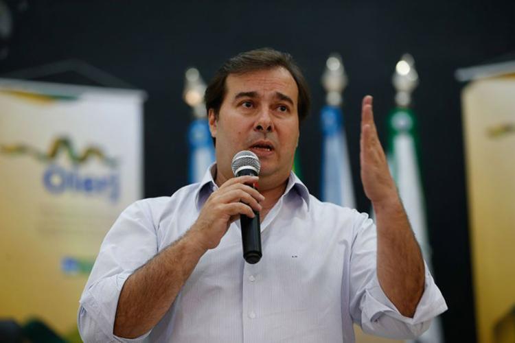 Segundo o presidente da Casa, Rodrigo Maia, a data será decretada depois da reunião de líderes prevista para esta terça - Foto: Tânia Rêgo l Agência Brasil