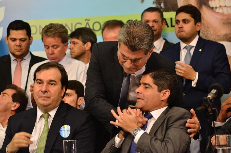 MDB pode apoiar Rodrigo Maia