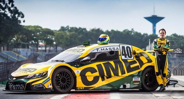 Após 15 anos na F1, piloto faz sua primeira corrida em São Paulo no dia 10, na abertura da categoria - Foto: Reprodução l Stock Car