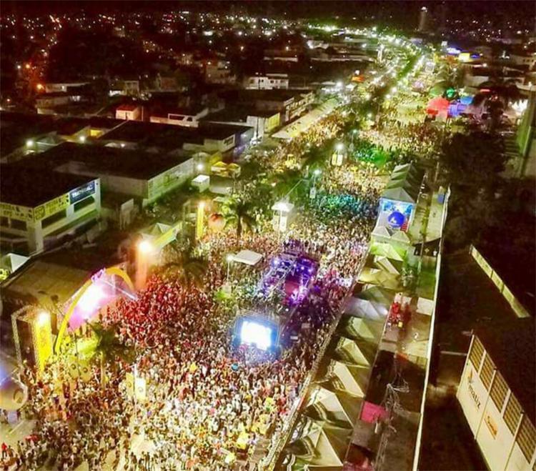 Evento ocorre entre os dias 19 e 22 de abril - Foto: Reprodução l Facebook l Micareta de Feira de Santana