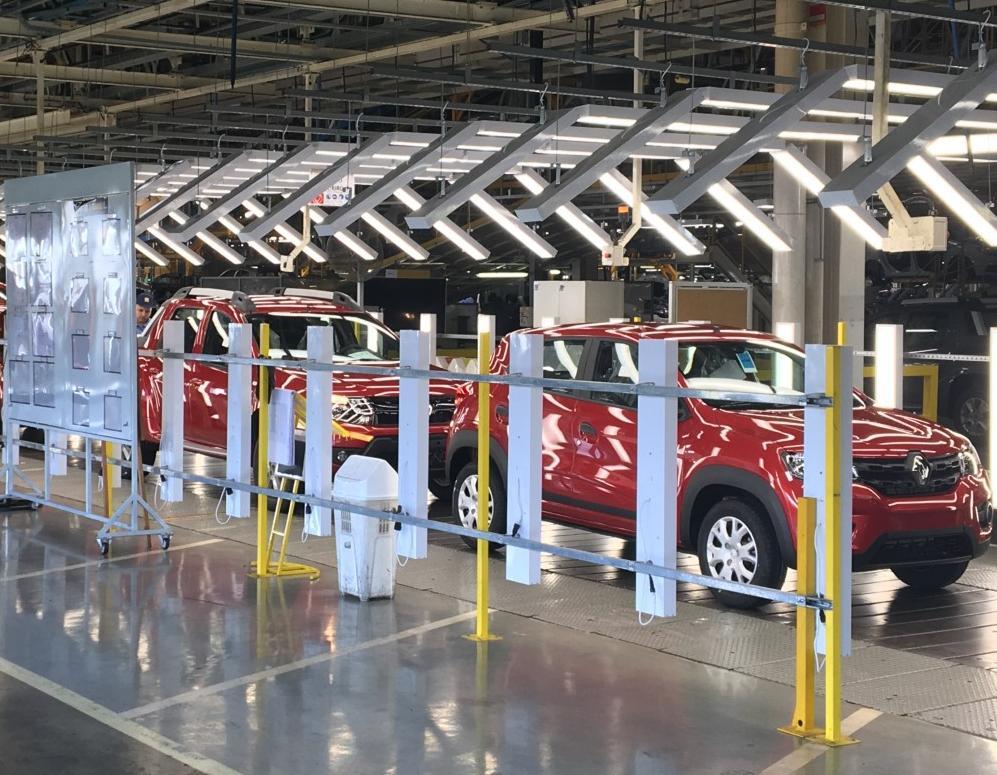 Unidade de São José dos Pinhais produzirá 500 mil blocos e cabeçotes de motores por ano