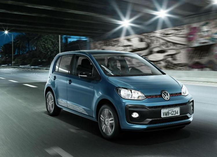 Volkswagen anuncia recalls de Gol, Voyage, Up! e Golf - Foto: Divulgação   Volkswagen