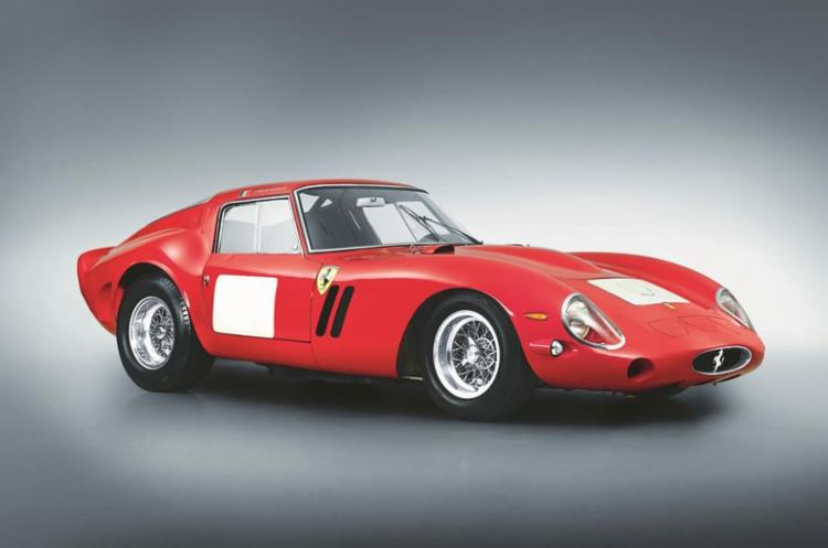 Entre os carros mais caros leiloados, Ferrari de R$ 120 milhões lidera rol - Foto: Divulgação