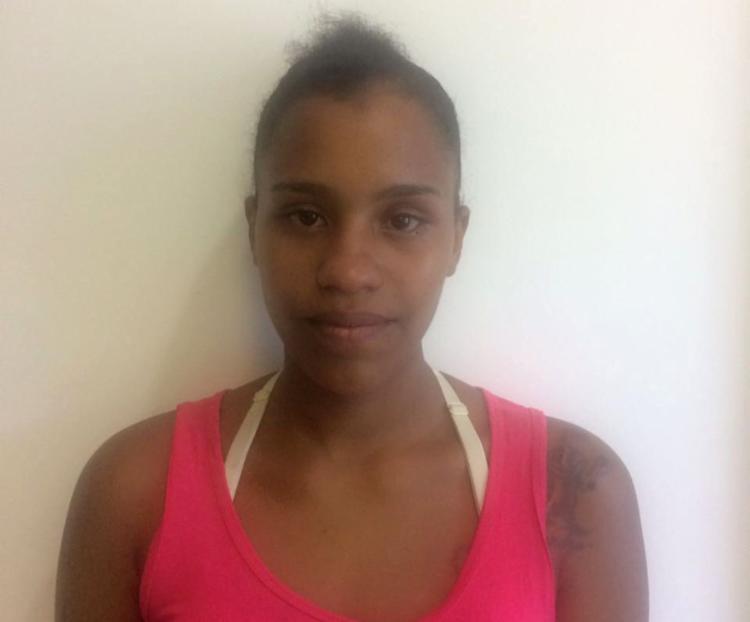 Bianca dos Santos Santana é acusada de matar e tentar contra a vida dos seus rivais de tráfico - Foto: Divulgação | Polícia Civil