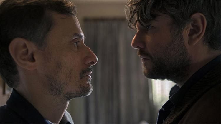 Os protagonistas Enrique Diaz e Selton Mello interpretam dois policias federais: o primeiro é corrupto e o outro tem valores éticos - Foto: Divulgação