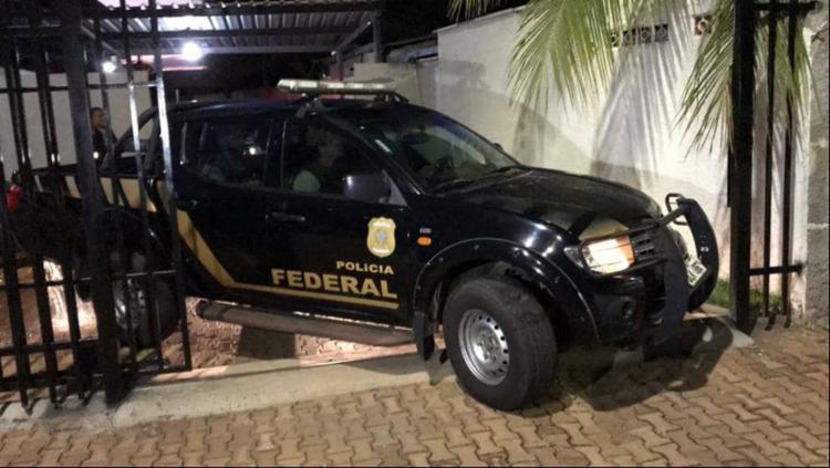 PF investiga criminosos cibernéticos no Tocantins, com conexões internacionais - Foto: Cassiano Rolim | TV Anhanguera