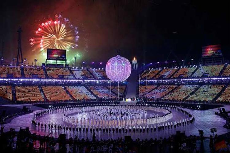 Abertura da Paralimpíada de Inverno aconteceu na cidade de PyeongChang - Foto: Divulgação