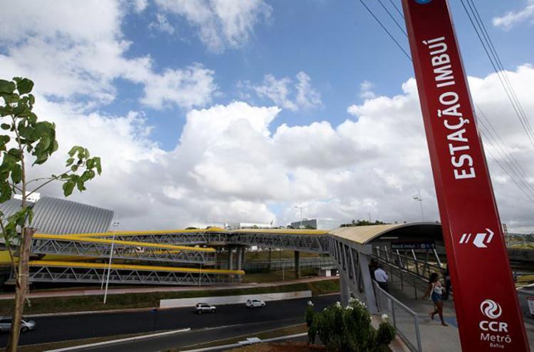 Equipamento tem rampas de acesso, escada rolante, piso tátil e sinalização em braile - Foto: Manu Dias l Gov-BA
