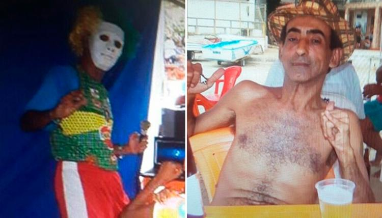 Rômulo foi preso enquanto se preparava para animar uma festa - Foto: Divulgação | SSP