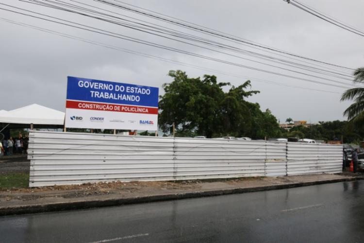 Policlínica vai oferecer atendimento para mais de 15 especialidades - Foto: Divulgação | Sesab