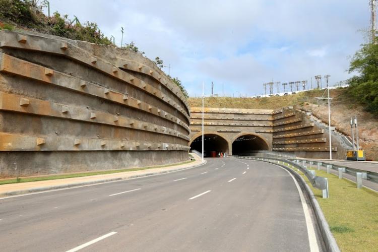 Batizado de Linha Azul, o complexo viário ligará a orla ao subúrbio - Foto: Divulgação | Secom