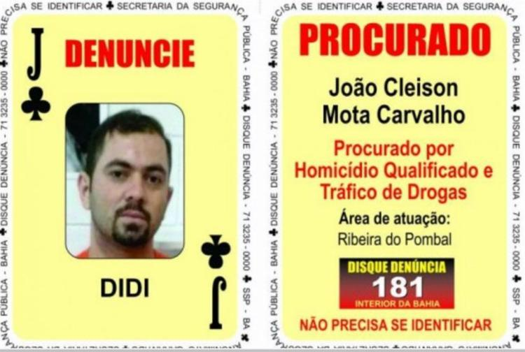 Suspeito será apresentado na sede da Polícia Civil, em Salvador - Foto: Divulgação | SSP-BA