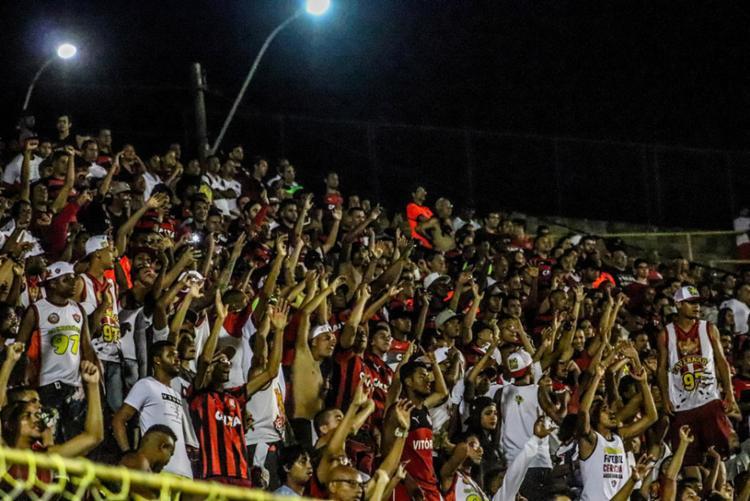 Ingressos começaram a ser vendidos nesta segunda-feira, 12 - Foto: Mauricia da Matta | EC Vitória