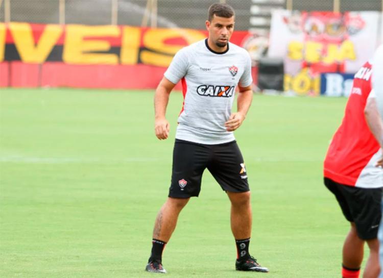 Apesar da fratura, o atleta não vai passar por cirurgia, segundo o médico Luís Felipe - Foto: Tiago Caldas | Arena Rubro-Negra