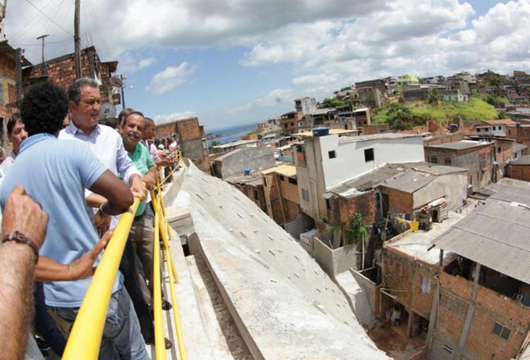 Obra contou com investimento de R$ 1,1 milhão - Foto: Paula Fróes | GOVBA