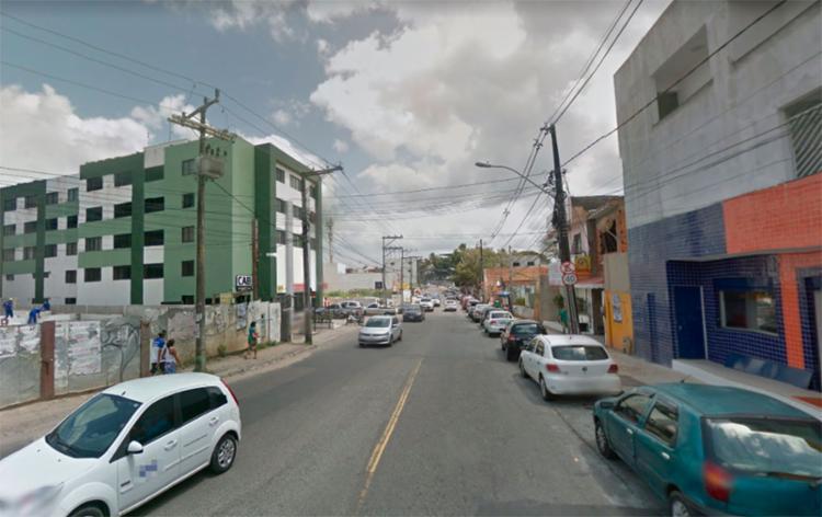Instituição financeira fica próxima ao Centro Administrativo da Bahia (CAB) - Foto: Reprodução | Google Maps