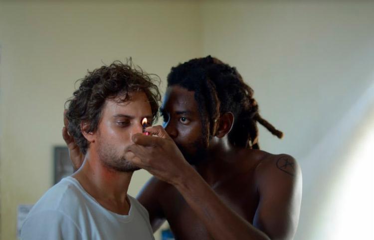 Gabriel Pardal e Fabrício Boliveira estão no elenco do longa - Foto: Divulgação