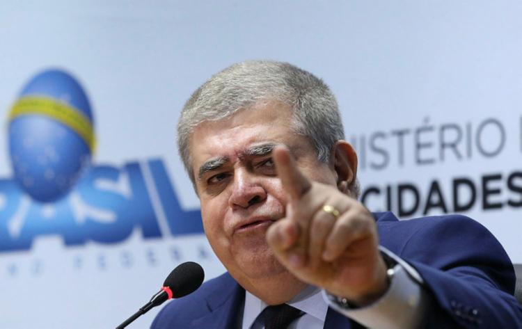 Marun comentou ainda as declarações do ex-presidente Luiz Inácio Lula da Silva - Foto: Aílton de Freitas | Agência O Globo