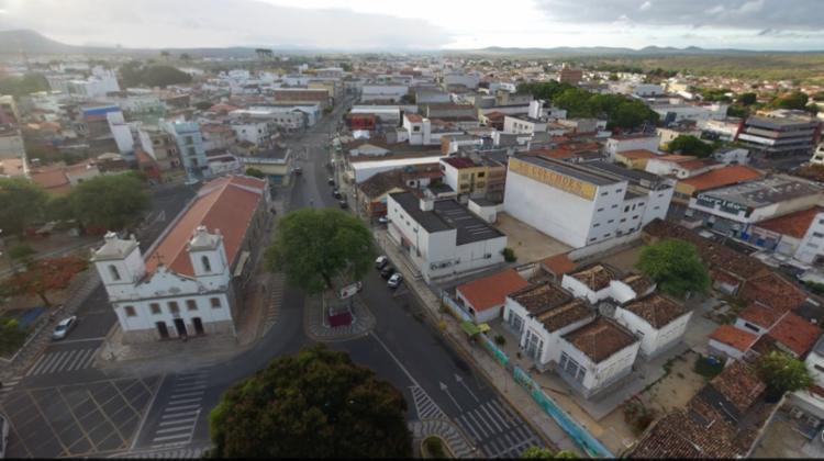 Caso inusitado aconteceu na cidade baiana de Senhor do Bonfim - Foto: Reprodução