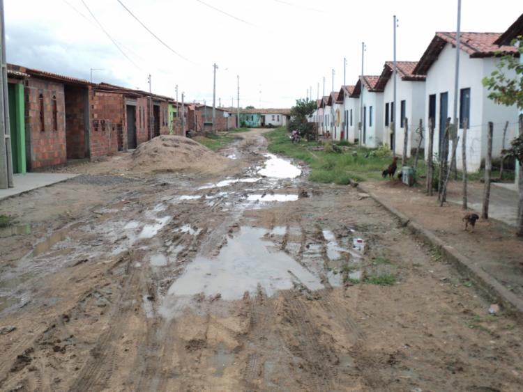 Crime aconteceu no residencial Recanto da União - Foto: Reprodução | Blog Mário Ângelo Barreto