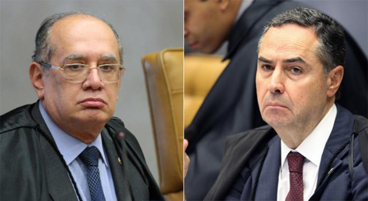 Ministros da mais alta Corte judicial protagonizam bate-boca na sessão Plenária - Foto: Nelson Jr l SCO l STF