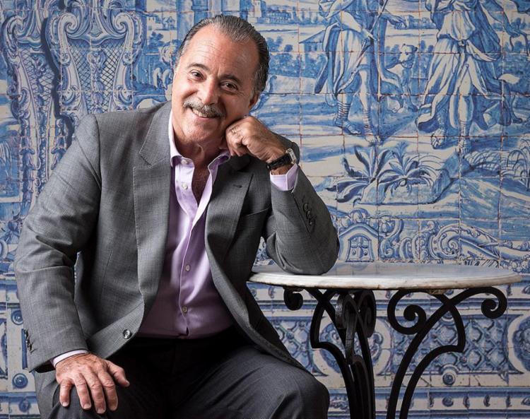 "Tony Ramos interpreta José Augusto na novela ""Tempo de Amar"" - Foto: Victor Pollak l Globo"