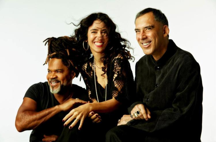 Marisa Monte, Arnaldo Antunes e Carlinhos Brown fazem show em Salvador no dia 28 de julho - Foto: Divulgação