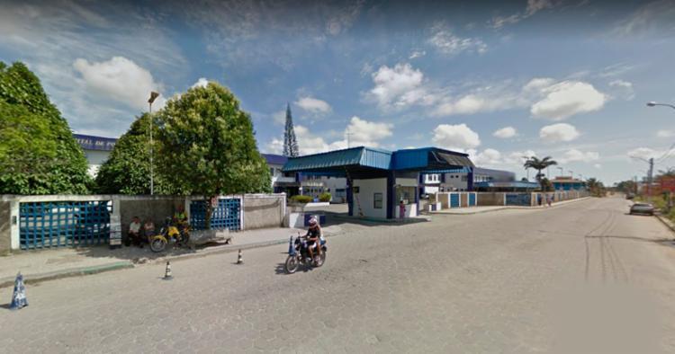 Turistas foram socorridos e encaminhados para o Hospital Luís Eduardo Magalhães - Foto: Reprodução | Google Street View