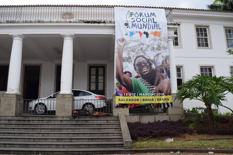 A Reitoria da Ufba receberá a maior parte das atividades - Foto: Carminda Mac Lorin l Divulgação