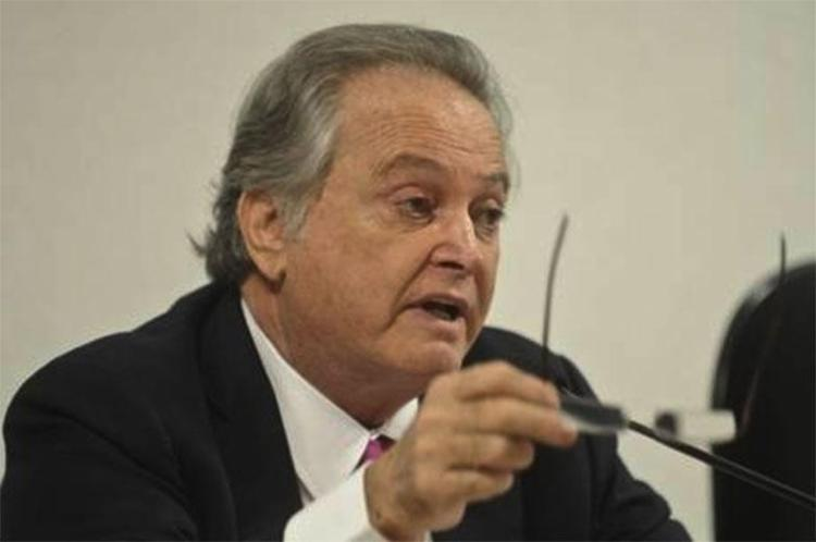 O ex-ministro foi preso em sua residência, em Ribeirão Preto - Foto: Wilson Dias | Agência Brasil