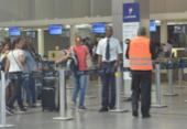 Comissão de aeroportos inscreve para 370 vagas; salário de até R$ 2.748 | Foto: Shirley Stolze | Ag. A TARDE