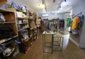 Loja colaborativa na Barra investe em produtos artesanais | Foto: Raul Spinassé / Ag. A TARDE