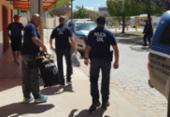 Vinte pessoas são conduzidas durante operação que apreendeu 350 celulares | Foto: Reprodução | Blog SigiVilares