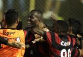 Vitória bate Inter nos pênaltis e segue para as oitavas da Copa do Brasil | Foto: Raul Spinassé l Ag. A TARDE