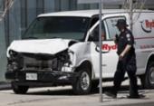 Chega a 10 número de mortos em atropelamento em Toronto | Foto: Cole Burston l Getty Images l AFP