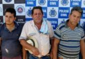Ciganos são presos com armas e R$ 18 mil no sudoeste da Bahia | Foto: Divulgação | SSP