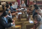 PM promete a filhos de artista punir culpados | Foto: Divulgação l Câmara Municipal de Candeias