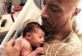 Dwayne Johnson posta mensagem para filha recém-nascida | Foto: Reprodução | Instagram
