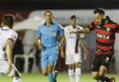 Trio de arbitragem é afastado por erros em jogo entre Vitória e Flamengo | Foto: Margarida Neide | Ag. A TARDE