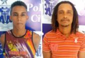 Suspeitos de assassinato em Jeremoabo são presos em Canudos | Foto: Divulgação | Polícia Civil
