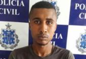 Jovem é preso por tentativa de assassinato em Santo Antônio de Jesus | Foto: Divulgação l Polícia Civil