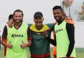 Juazeirense anuncia saída do técnico Zaluar | Foto: Divulgação l Juazeirense