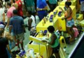 Licenciamento de ambulantes para show de Ivete ocorre nesta quarta | Foto: Joá Souza | Ag. A TARDE