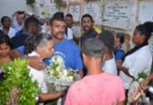 Comoção marca enterro de líder da população de rua da Bahia | Foto: Shirley Stolze l Ag. A TARDE