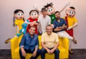 Maurício de Sousa e Dedé Santana preparam novo espetáculo | Foto: