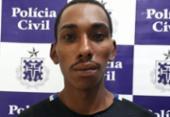 Jovem tem mandado de prisão cumprido após briga em Micareta de Feira | Foto: Divulgação | Polícia Civil
