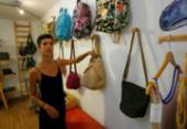 Produtos feitos à mão entram na moda | Foto: Luciano da Matta | Ag. A TARDE