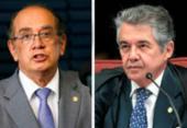Gilmar Mendes e Marco Aurélio votam favoráveis ao recurso de Maluf | Foto: Divulgação | STF